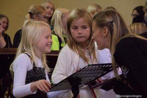 nederland 2013, veenhuizen, studiedag kinderkoren, sonja de vries, kerklaan